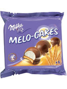 MELOCAKES 6 PIECES 100GR