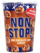 NON STOP COOKIES DOUBLE CHOCOLAT 125GR