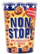 NON STOP COOKIES CARAMEL 125GR