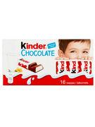 KINDER CHOCOLAT T16 BIPACK 200GR