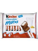 KINDER CHOCOLATE MAXI T6
