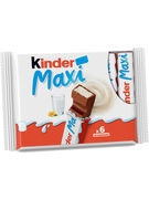 KINDER CHOCOLATE MAXI T6