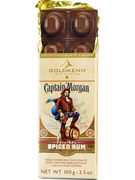 CHOCOLAT LIQUEUR CAPTAIN MORGAN 100GR