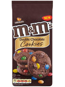 M&M S DOUBLE CHOCOLATE COOKIES 180GR