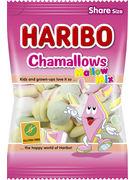 HARIBO CHAMALLOWS LARDS MIX SACHET 175GR