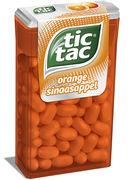 TIC TAC ORANGE T100 49GR