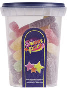 SWEET PARTY CUP FRITES CITRICS 190GR