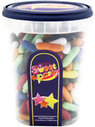 SWEET PARTY CUP BATONS COLORES ARLEQUIN 240GR
