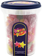 SWEET PARTY CUP POISSONS TROPICAUX 170GR