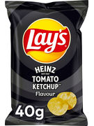 LAY S CHIPS HEINZ TOMATO KETCHUP 40GR