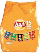 LAY S MIX-PACK 5VAR 15P 412,5GR