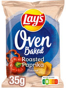LAYS OVEN ROASTED PAPRIKA 35GR