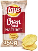 LAYS OVEN NATUREL 150GR