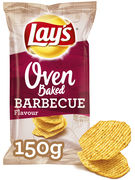 LAY S OVEN BAKED BARBECUE 150G