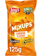 LAY S MIXUPS FROMAGE 125GR