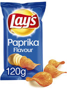 LAY S CHIPS PAPRIKA 120GR