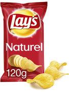 LAY S CHIPS NATUREL 120GR