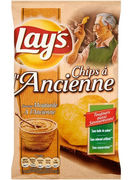 LAY S ANCIENNE MOUTARDE 120GR