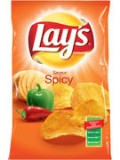 LAY S CHIPS SPICY 145GR