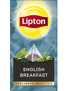 LIPTON EXCLUSIVE SELECTION ENGLISH BREAKFAST 25S