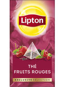 LIPTON EXCLUSIVE SELECTION FOREST FRUIT 25S