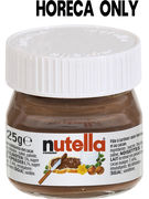 NUTELLA MINI VERRE 25GR