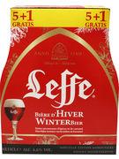 LEFFE HIVER 6,6° VC 33CL 5+1