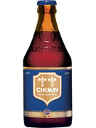 CASIER CHIMAY TRAPPISTE BLEUE 9° VC 33CL