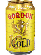 GORDON FINEST GOLD 10° CANS 33CL