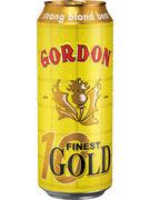 GORDON FINEST GOLD 10° CANS 50CL