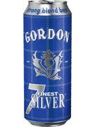 GORDON FINEST SILVER 7,7° CANS 50CL