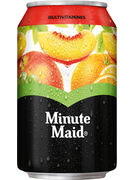 MINUTE MAID MULTIVITAMINES FAT CANS 33CL
