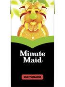 MINUTE MAID MULTIVITAMINES 20CL