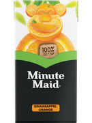 MINUTE MAID ORANGE SUGAR REDUCED 20CL
