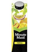 MINUTE MAID TROPICAL 1L GABLE TOP