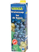 JUS DE RAISIN BRICKPACK 1L