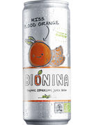 BIONINA MISS BLOOD ORANGE BIO CANS 33CL