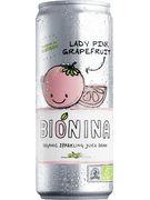BIONINA LADY PINK GAPEFRUIT CANS 33CL