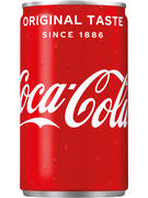 COCA COLA  MINI CANS 150ML
