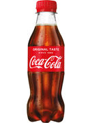 COCA COLA REGULAR PET 25CL