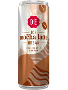DOUWE ICE MOCHA LATTE CANS 250ML