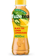 FUZE TEA LEMON LEMONGRASS PET 400ML