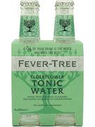 FEVER TREE TONIC WATER ELDERFLOWER 200ML