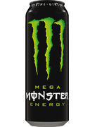MONSTER ENERGY CANS  553ML