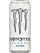 MONSTER ULTRA WHITE CANS 50CL