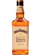WHISKY JACK DANIEL S HONEY 35° 70CL
