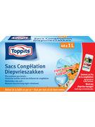 TOPPITS CONGEL FOND PLAT 19X24 1L 40PCS   (OV 10)