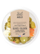 OLIVES & LEGUMES CROQUANTS 150GR