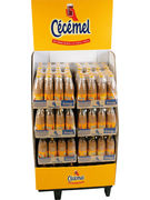 DISPLAY CECEMEL ENERGY 50CL 192P