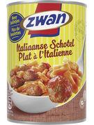 ZWAN PLAT A L ITALIENNE 425GR (OV 12)